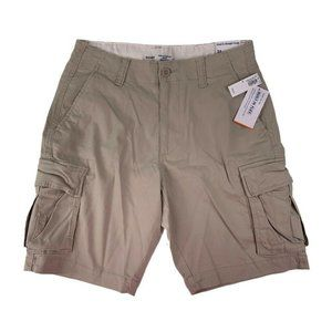 Old Navy Mens Lived In Straight Cargo Shorts NEW